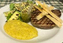 polenta-carne-alla-brace-verdure